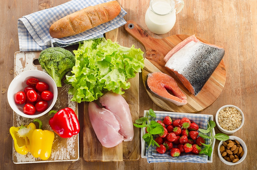 Eat Healthy for Mouth and Body | Wichita Falls Dentist