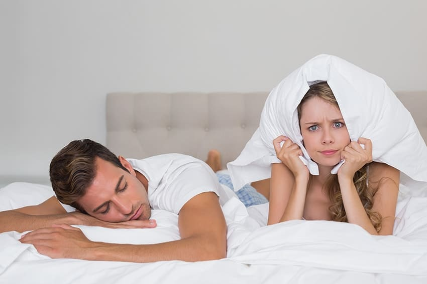 Is Your Snoring Serious? | Wichita Falls, TX
