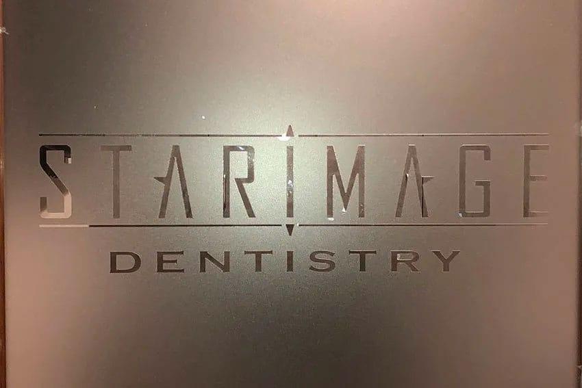 entry door of StarImage Dentistry